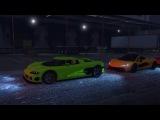 Gta 5 online   SuperCars Meet   Сходка на Ps4 #35   Rockstar Editor
