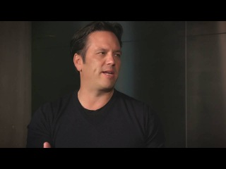 Phil Spencer discusses the new Xbox One S