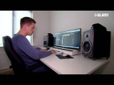 SLAM! Studio Challenge #1 Dannic creates track in 1 hour