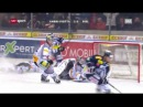 Nice double save from Reto Berra Bienne