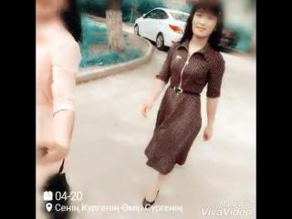 Менің күлгенім - бақытты өмір сүргенім♡☆¤)))