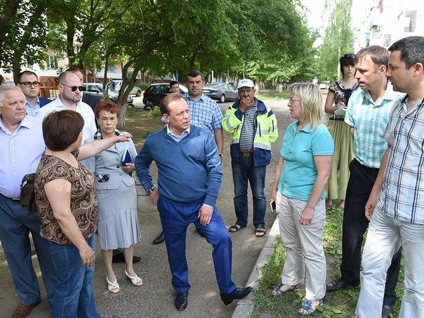 Айдар Метшин призывает жителей Нижнекамска привести в порядок дворы