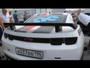 Chevrolet Comaro dB Drag Racing Тюмень zamechenotyumen