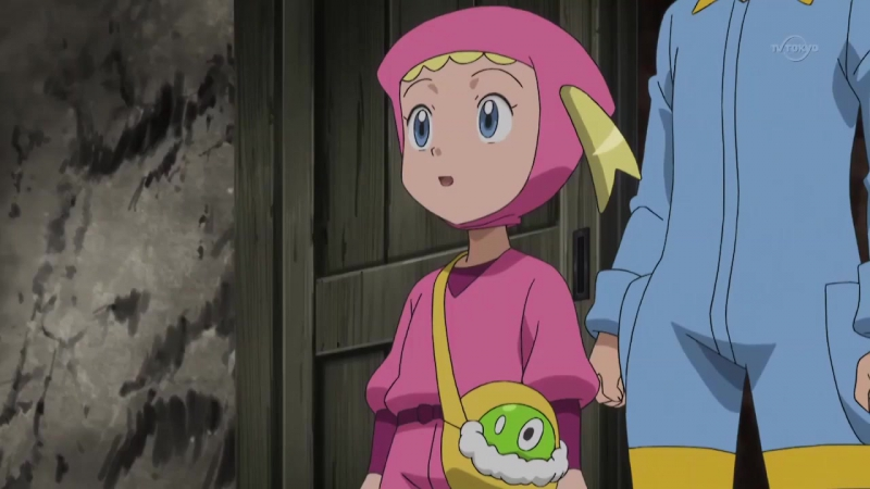 Покемоны - 19 сезон 6 серия (Rayvol) - Легенда о герое ниндзя / Pokemon XYZ