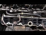 часть 1 Opel Zafira 2.0 DTI масло в солярке снятие и установка тнвд настройка впрыска