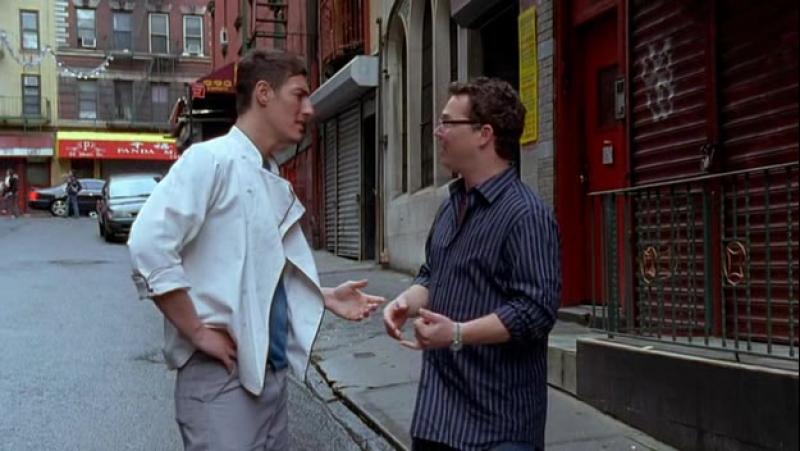 Закон и Порядок. Преступное намерение (8x10 - Salome In Manhattan)