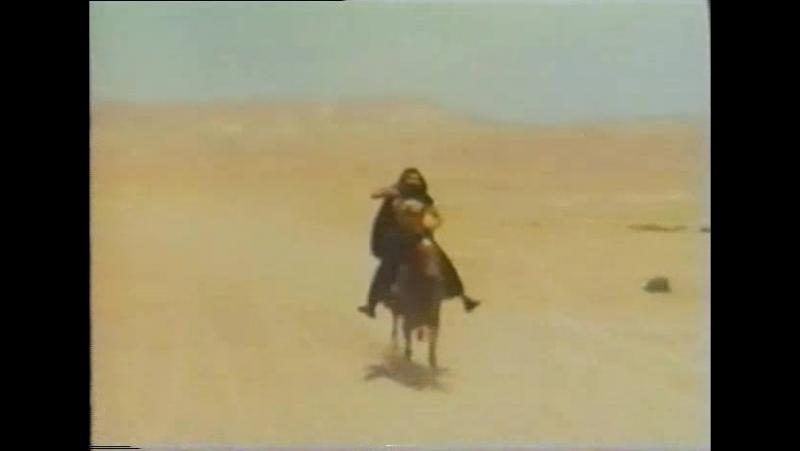 Погоня за автомобилем (Пустыня в огне (1971)