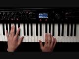 Close Cover Piano Tutorial (Wim Mertens)