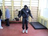 Открытая тренировка Оззи Дюрана скакалка