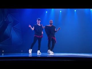 Танцы: Даян и Мигель (Nao - Give Me A Little) (сезон 3, серия 19)
