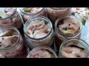Рыбные Консервы из щуки в масле в Домашних условиях Быстро и вкусно