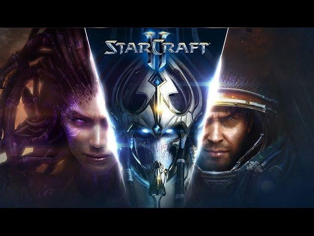 СТАРКРАФТ ПОЛНЫЙ ФИЛЬМ ВСЯ ТРИЛОГИЯ игрофильм Starcraft 2 1080p
