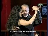 Un Tal Gavito 1 - Tango lessons