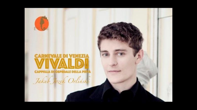 VIVALDI - Fara la mia Spada - Jakub Józef Orliński - Cappella dell'Ospedale della Pietà