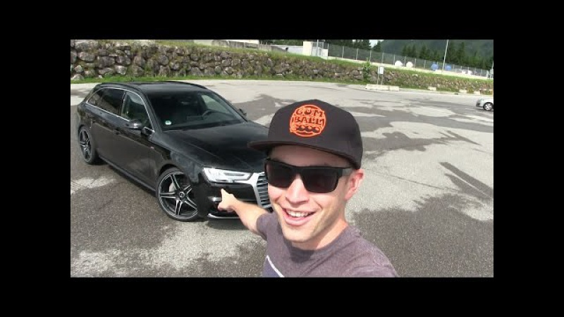 They gave me this Audi AS4 for a Week?! | 6.30.2016