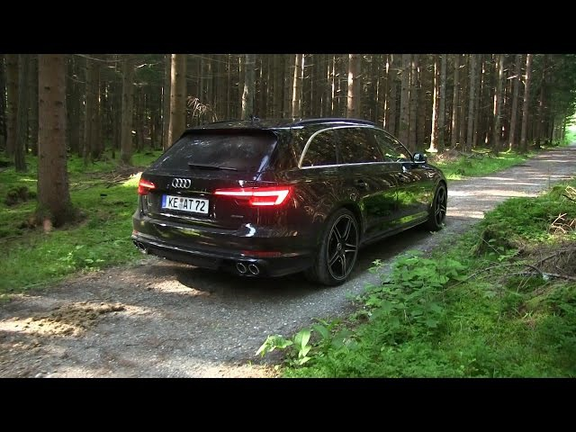 Top Speed run in the ABT Audi AS4 on the German Autobahn | 7.05.2016