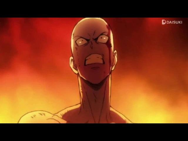 Генос и Сайтама - Я Леди Баг! Фрагмент из Аниме Приколы Под музыку! Часть 5!