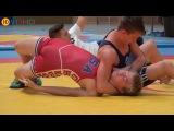 Ringen Freundschaftskampf (Kadetten / Junioren) USA vs. GER