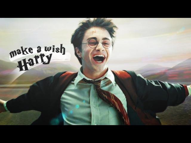 ϟ make a wish, Harry
