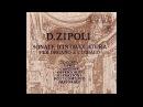 Domenico Zipoli - Quattro Versi in Fa