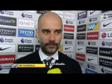 Guardiola numa flash interview surreal - Vídeo Dailymotion