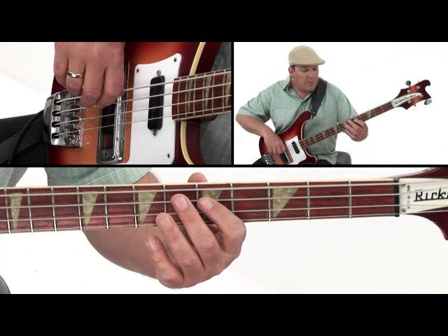 30 Beginner Bass Grooves - 60s Funk - Andy Irvine