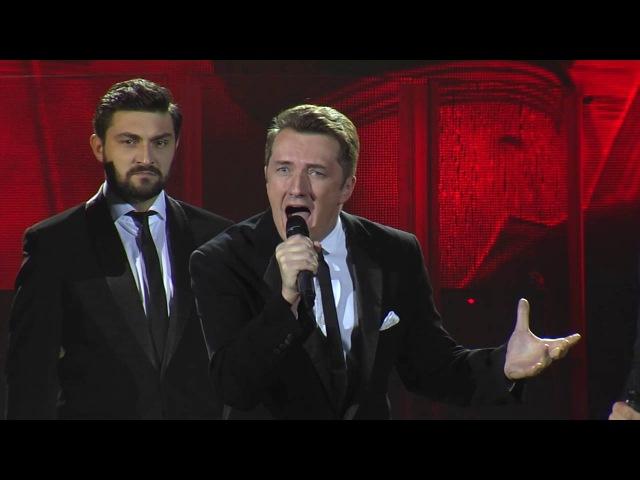 VIVA - Россия ( 25 лет тишины ... концерт памяти И.Талькова 06.10.2016 Санкт - Петербург)