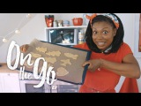 On the go with EF #15  Kendra makes sugar cookies for the holidays