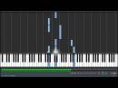 Samidare - Naruto Shippuden | Piano Tutorial