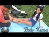 NEW Luo dong - Full body massage for cute girl
