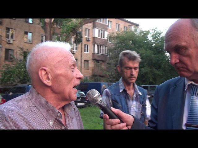 Встреча на Трифоновской д 12 с депутатом Госдумы Александром Потаповым