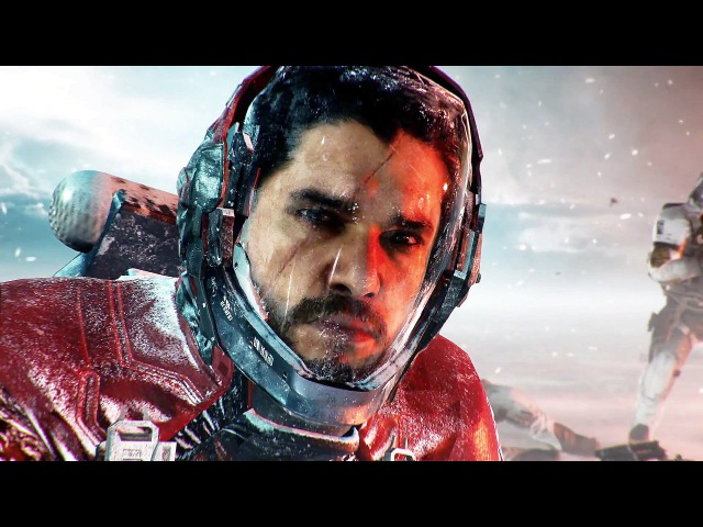 CALL OF DUTY Infinite Warfare Story Trailer (with Kit Harington)