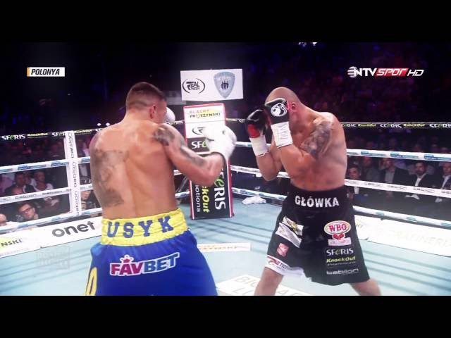 УСИК - ГЛОВАЦКИЙ 👊 Highlights 👊 USYK vs GLOWACKI @ukraineatamanspro