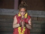 Woman Becoem Aghori and Doing Tatrik Kriya at Cemetery in India