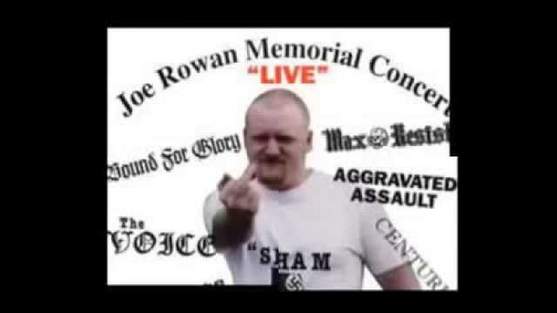 Aggravated Assault - Hammer Joe (R.I.P Joe Rowan)