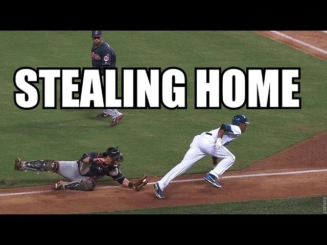 Stealing Home Compilation