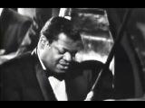 OSCAR PETERSON TRIO at BBC, JAZZ 625 (1964, musical parts, 024)
