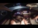 Покатушки 2 Гонки по ночному городу между Chevrolet aveo и Audi a4