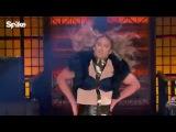 Channing Tatum &amp Beyonce's Run The World (Girls) vs. Jenna Dewan-Tatum's Pony _ Lip Sync Battle