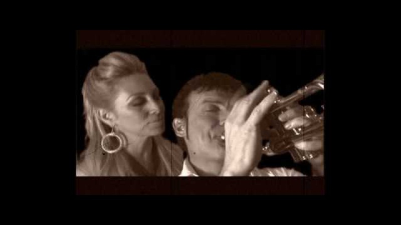 So Cool! David Longoria trumpet jazz house music Sexy Girl Latisha PBS NBC CBS ABC FOX