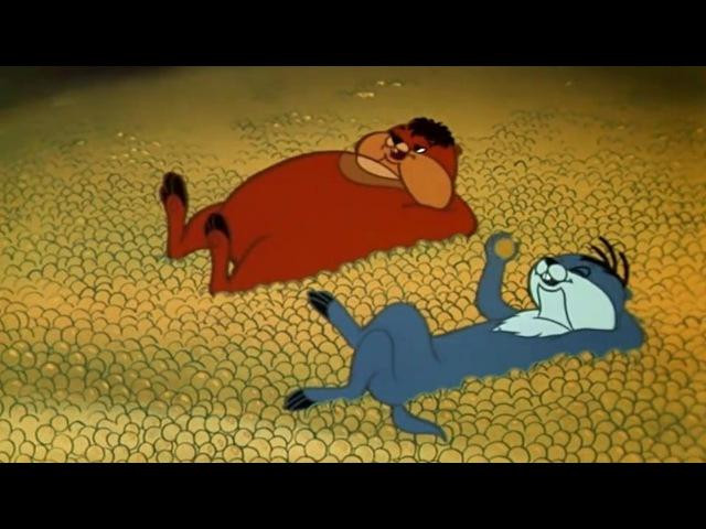 Про Хому и Суслика: 1. Раз горох, два горох... Лучшие советские мультфильмы-сказки в HD качестве