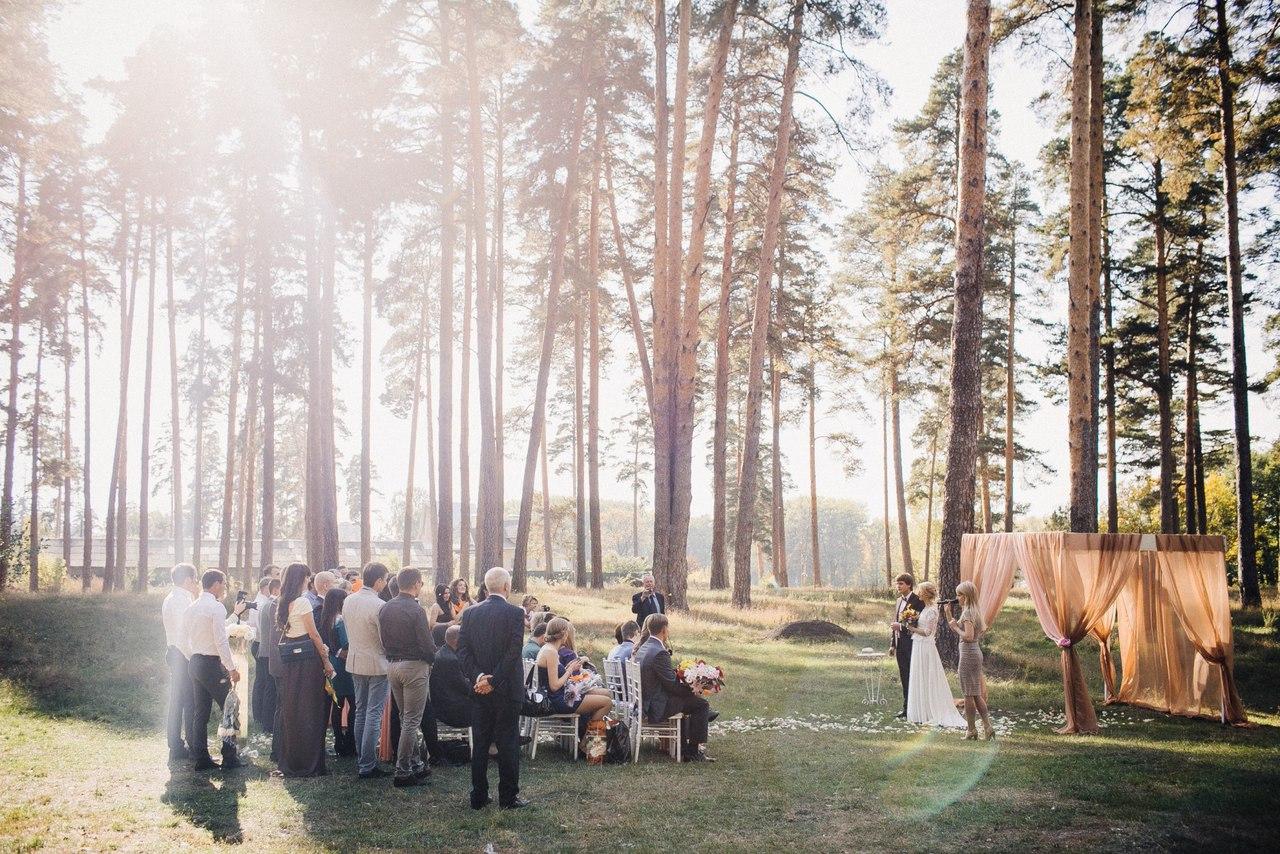 Современные свадебные правила хорошего тона