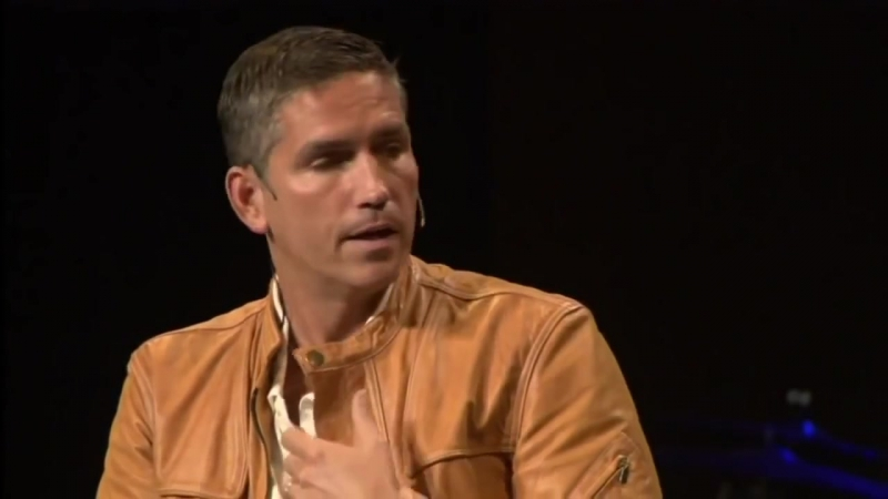 Jim Caviezel Testimony (Actor Who Played Jesus in The Passion of the Christ Film) (1)