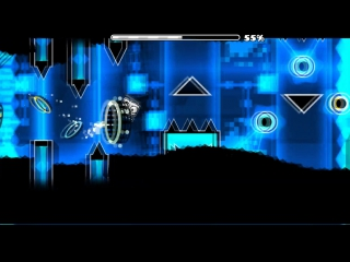 Geometry dash | Mayhem by LazerBlitz(51% - 92%)