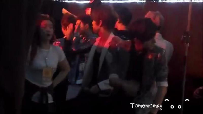 130316_KMW 2013 in BKK MyungYeol @ Back Stage - YouTube