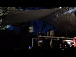 Dax J @ Nature Beat festival, Viterbo.