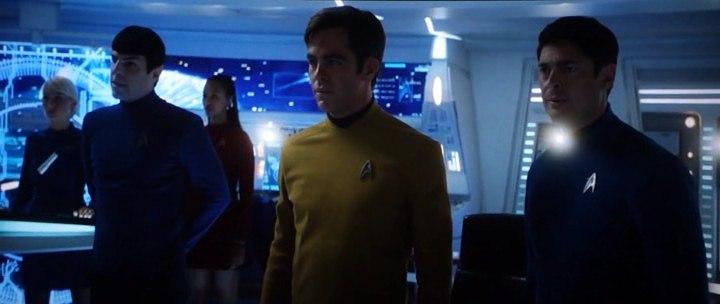 Стартрек: Бесконечность / Star Trek Beyond (2016) TS скачать торрент