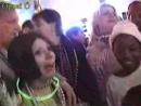 Boy gropes at Mardi Gras