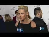 E!News Kristen Stewart- This is like a nice acknowledgment - ELLE WIH (2410)