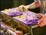 Легендарный микс на бобине от Mr.Tape from USSR -  DJ World Hip Hop Classics 1991 год.